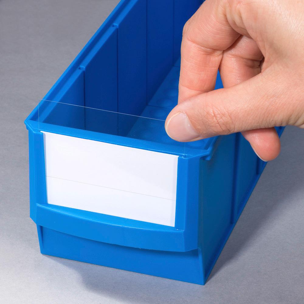 Etiketten mit Schutzfolie zur individuellen Beschriftung