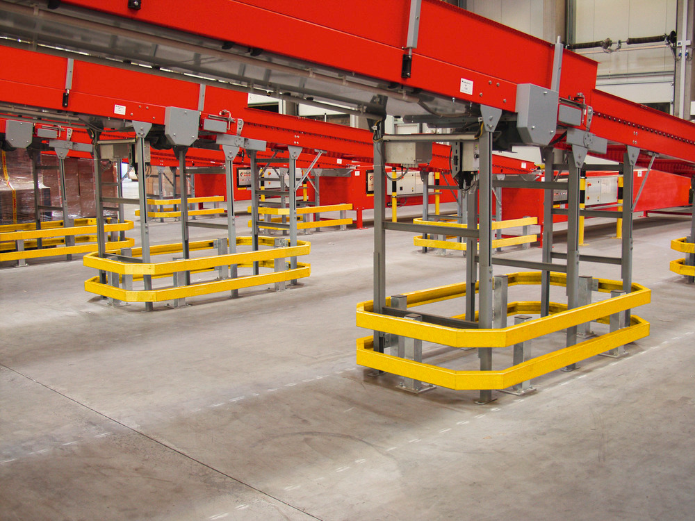 Mit den Rammschutzplanken schützen Sie Ihre wertvollen Anlagen und sorgen für Sicherheit und funktionierende Abläufe im Betrieb.