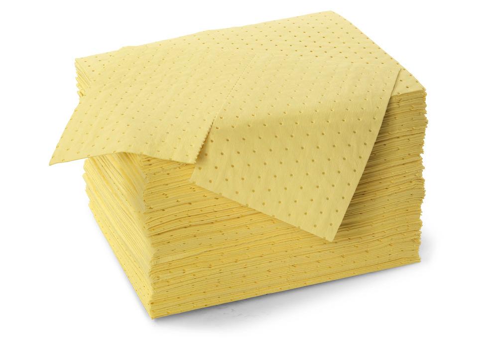Matten SPEZIAL Extra (400 x 500 mm) sind mittig perforiert und in 2 Materialstärken verfügbar.