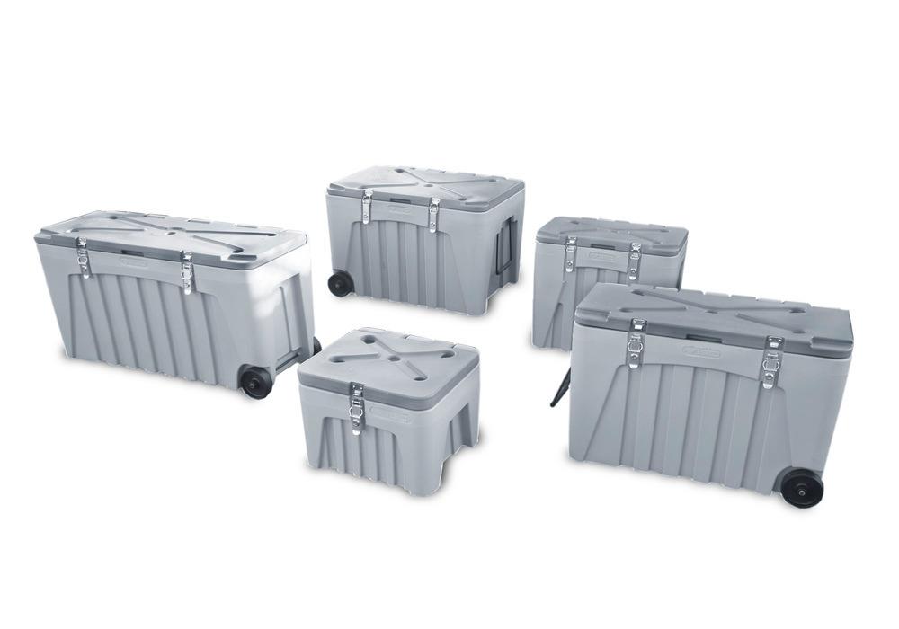 Universalboxen, lieferbar in verschiedenen Größen und Ausführungen