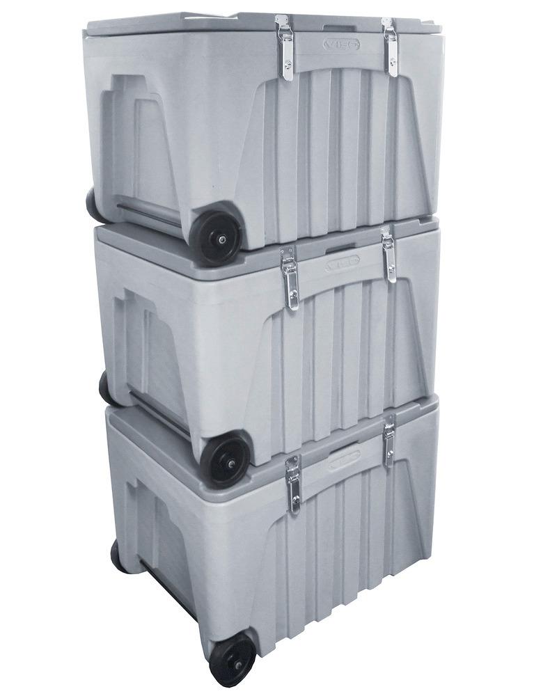 Universalbox, bis zu 5-fach stapelbar
