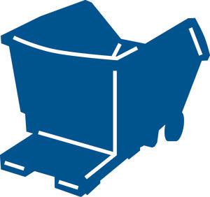 Transportbehälter und Lagerbehälter
