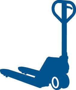 Transportgeräte und Hubgeräte